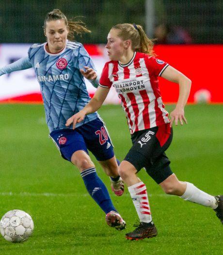 Drie voetbalsters PSV testen positief op corona, wederom voltallige selectie en begeleiding in quarantaine