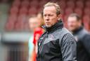 Helmond Sport-trainer Wil Boessen wist de afgelopen twee duels op rij te winnen met zijn ploeg en staat nu elfde.