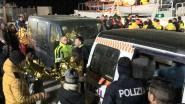 Vijfenvijftig migranten gered op Middellandse Zee voor Libische kust