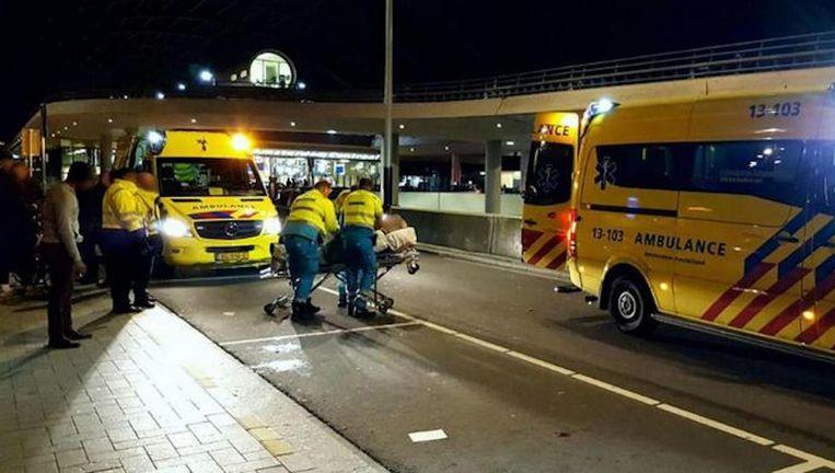 null Beeld Politie Amsterdam Centrum-Burgwallen