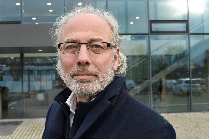 De burgemeester van Woerden, Victor Molkenboer