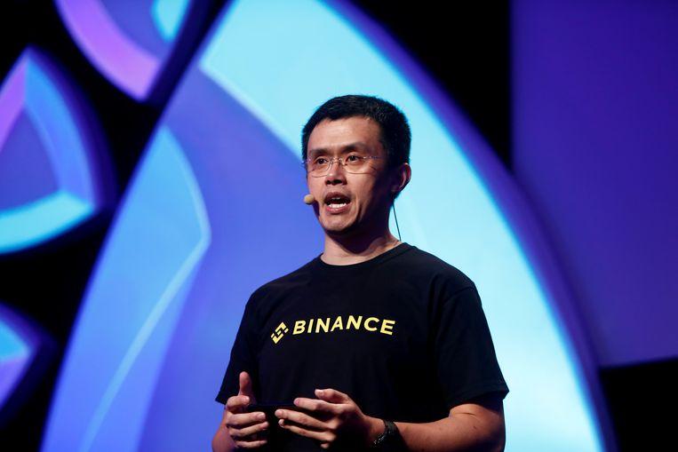 Volgens oprichter Changpeng Zhao heeft Binance geen hoofdkantoor, omdat het net als de cryptomunten waarin het handelt decentraal werkt. Beeld REUTERS