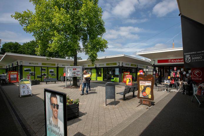 Ter illustratie: winkelcentrum De Belleman