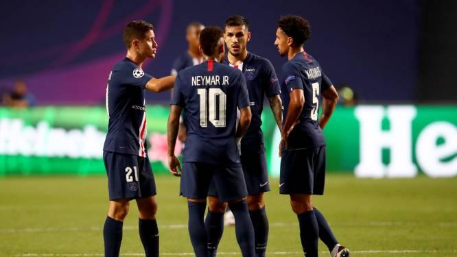 Wéér testen drie PSG-spelers positief na hun terugkeer van vakantie in Ibiza
