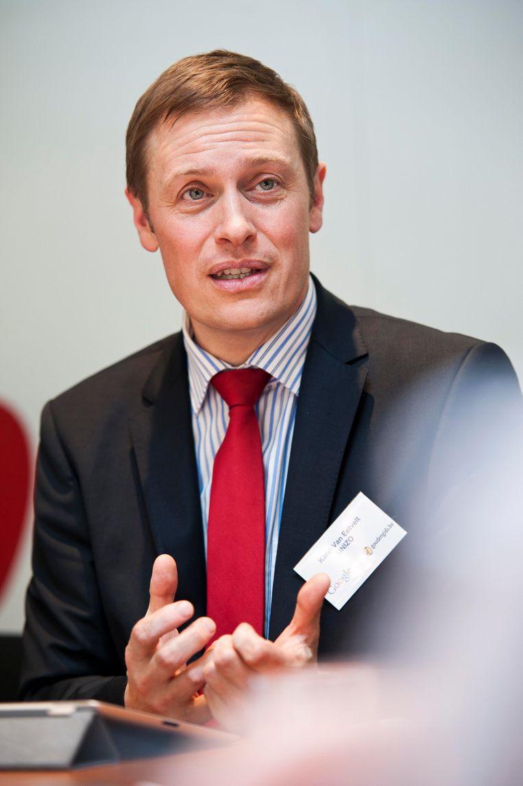 Karel Van Eetvelt. Beeld BELGA