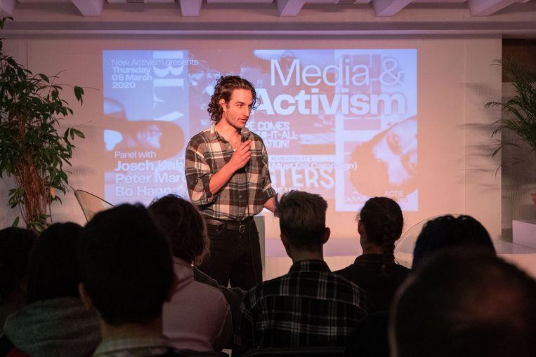 LAB111 vertoont dit weekend samen met Het Actiefonds de film Children of Men. Beeld
