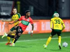 Okita mag na ijzersterke seizoensstart bij NEC hopen op debuut voor Congo