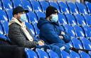 Huntelaar zag afgelopen zondag vanaf de tribune hoe Bayern München met 0-4 te sterk was voor Schalke.
