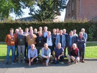 Wielerclub Oekene viert keizers en kampioenen