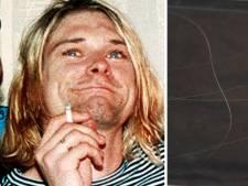 Les cheveux de Kurt Cobain mis aux enchères