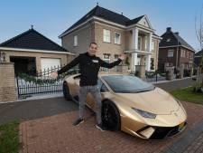Multimiljonair in gouden Lamborghini uit Zeewolde verovert Nederland met badkamertegels én YouTube