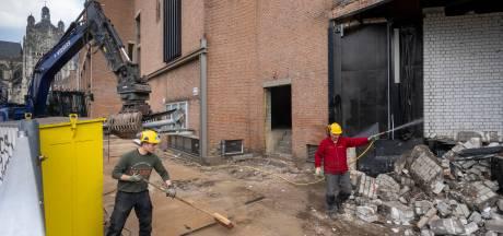 Officiële start sloop maakt einde aan theater rond Bosch theater, maar er ligt nog één 'maar'