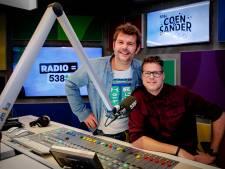 Radioduo Coen en Sander viert 16-jarig jubileum: 'We zijn net Bert en Ernie'