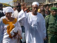 """Le président guinéen """"heureux pour DSK"""", """"triste"""" pour sa compatriote"""