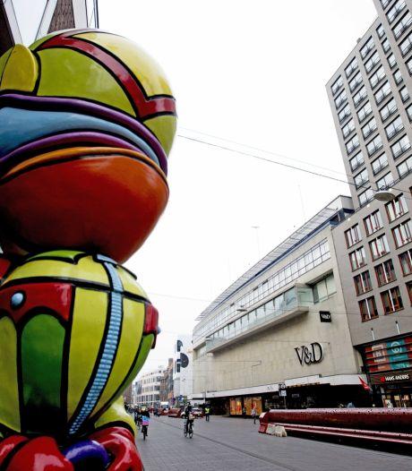 Plannen voor leeg V&D-pand in Den Haag borrelen op