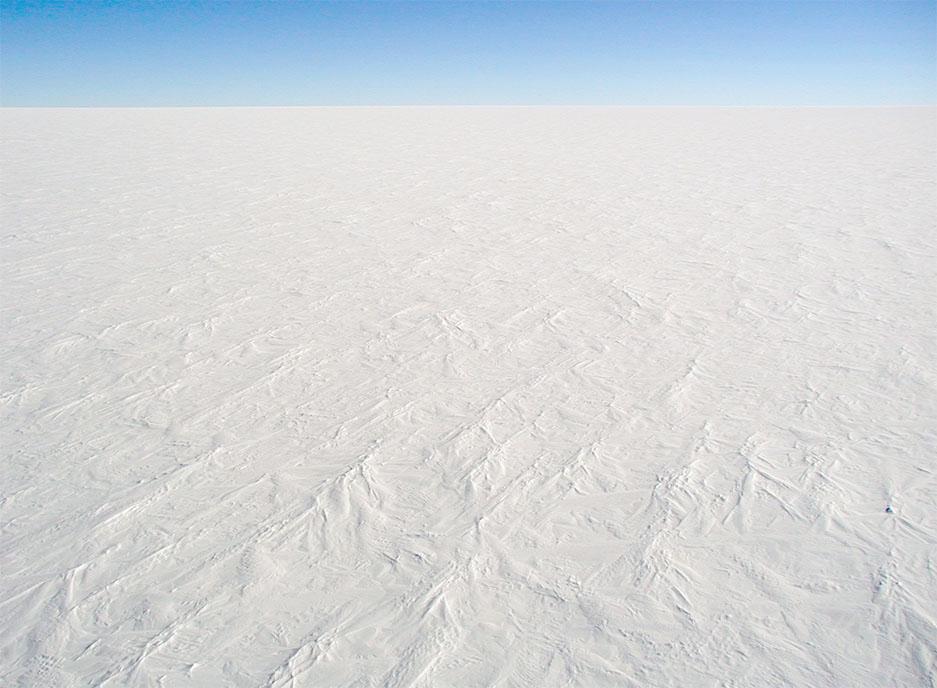 De Aarde was ooit haast volledig bedekt met gletsjers en die hebben een sleutelrol gespeeld bij het ontstaan van complex leven.