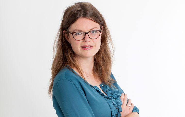 Janneke Stegeman Beeld Maartje Geels