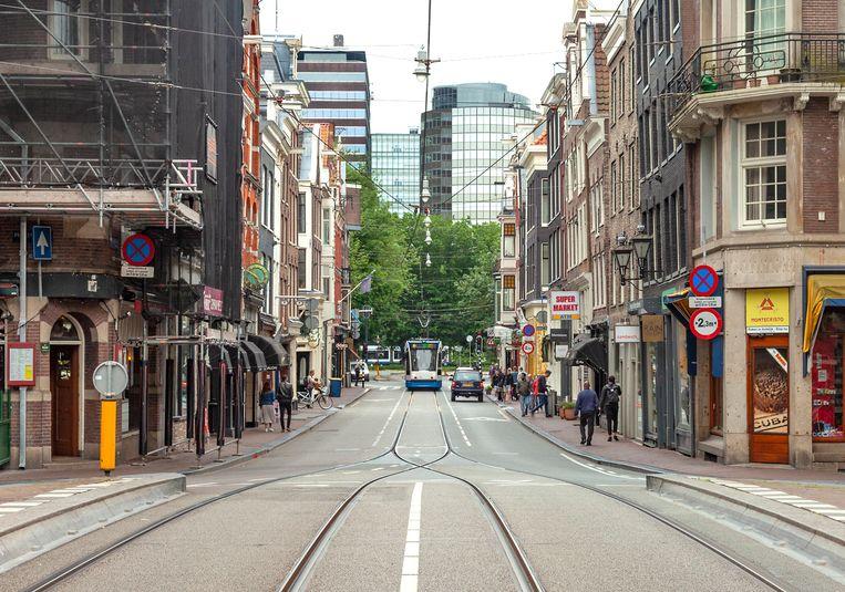 Utrechtsestraat in 2019. Beeld Erik Klein Wolterink