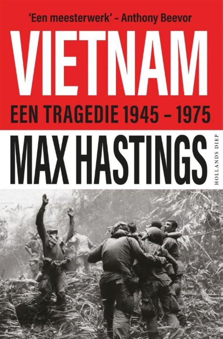 Omslag 'Vietnam. Een tragedie 1945-1975' Beeld TR BEELD