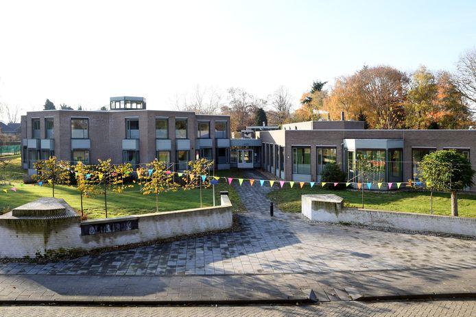 Het voormalige broederhuis Glorieux aan de Triangellaan in Dongen.