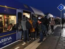 'Spooktrein' zorgt voor overlast op Maaslijn