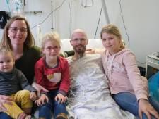 Tom (38) overlijdt vier dagen na uitkomen laatste wens: 'Hij was een liefdevolle vader'