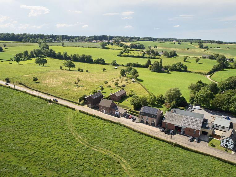 Voeren heeft de slechtste klimaatscore van Vlaanderen. Beeld Photo News