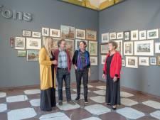 'Hommage aan onze vader Fons Gieles in Markiezenhof is een cadeautje'