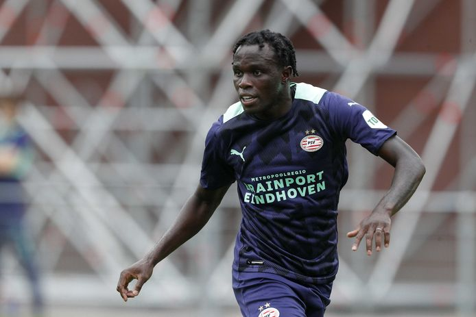 Armindo Bruma in het shirt van PSV.
