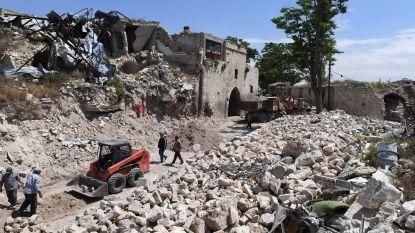 """Amerikaanse bombardementen uitgevoerd in Syrië"""