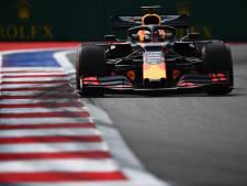 Verstappen in eerste vrije training vlak achter Leclerc