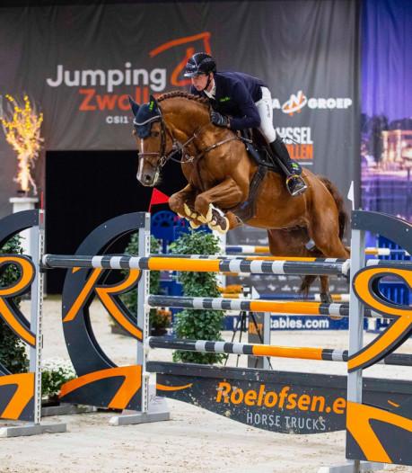Richard Howley eerste aansprekende winnaar bij Jumping Zwolle
