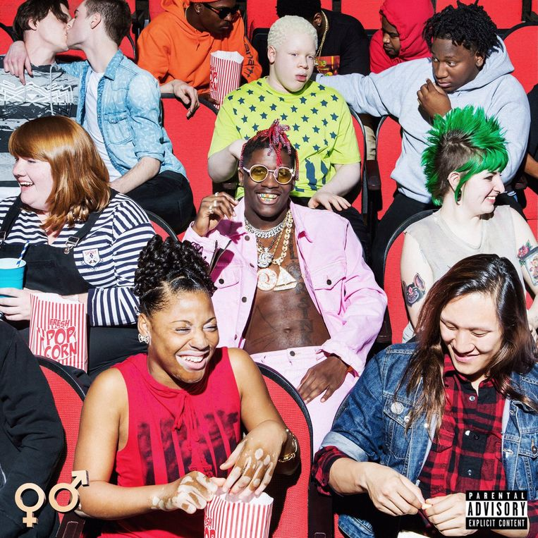 null Beeld © Lil Yachty