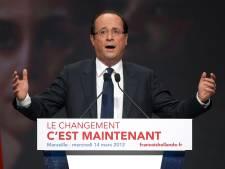"""Hollande """"exprime sa plus profonde solidarité"""""""