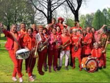 'Band zonder Vent' uit Valkenswaard: Een hechte club vol mooie ideeën