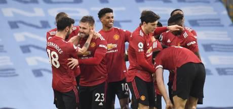 United maakt einde aan indrukwekkende zegereeks City met winst in derby