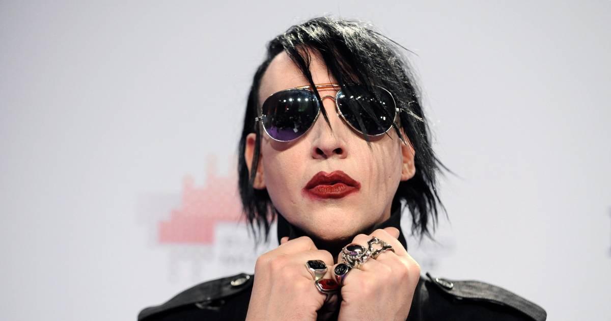 """Marilyn Manson accusé d'avoir une """"pièce réservée aux viols"""" chez lui - 7sur7"""