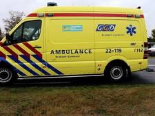 Fietser naar ziekenhuis na val in Oirschot