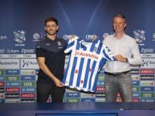 SC Heerenveen stuurt opvolger Botman op huurbasis terug naar Uruguay