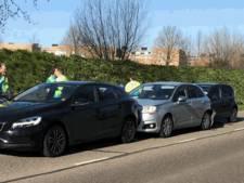Kop-staartbotsing Vlissingen: drie gewonden