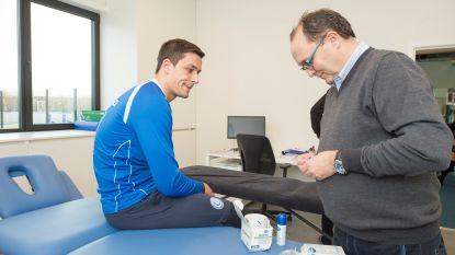"""AA Gent-dokter Vanden Bossche: """"Ik wil nog eens de titel vieren op die bootjes"""""""