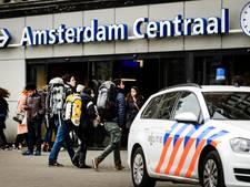 Twee zakkenrollers gepakt in hotel op het Damrak