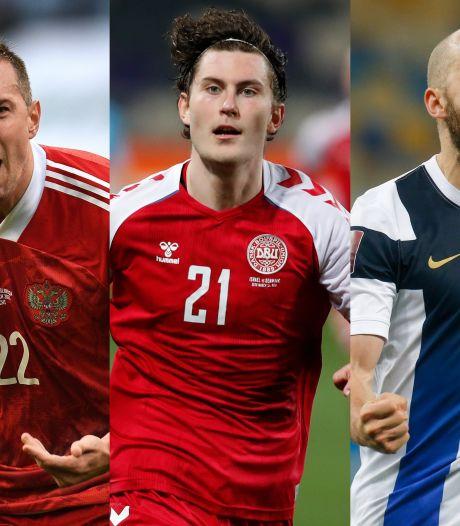 Chaque pays a son Lukaku: découvrez les goleadors des adversaires des Diables Rouges à l'Euro
