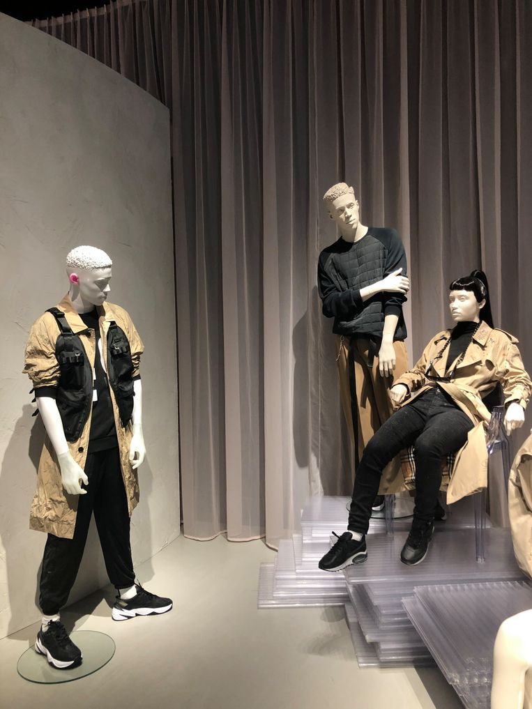 null Beeld Hans Boodt Mannequins