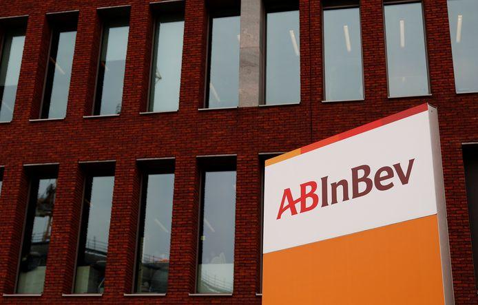 Het hoofdkwartier van AB InBev  in Leuven