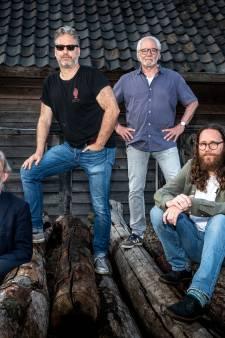 Debuut Mannen met Baarden uit Gemert vol Amerikaanse muziek met stevige Brabantse saus
