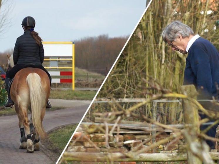 'Wandelaars in Klein-Valkenisse staan gewoon mijn huis en tuin te fotograferen'