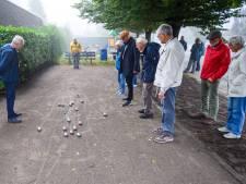 Buurt koestert vernieuwde jeu-de-boulesbaan aan Het Laarwoud in Almelo