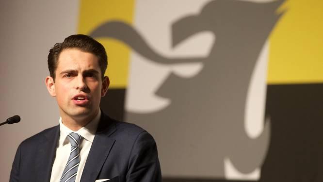 Tom Van Grieken roept op tot Vlaams-nationale frontvorming