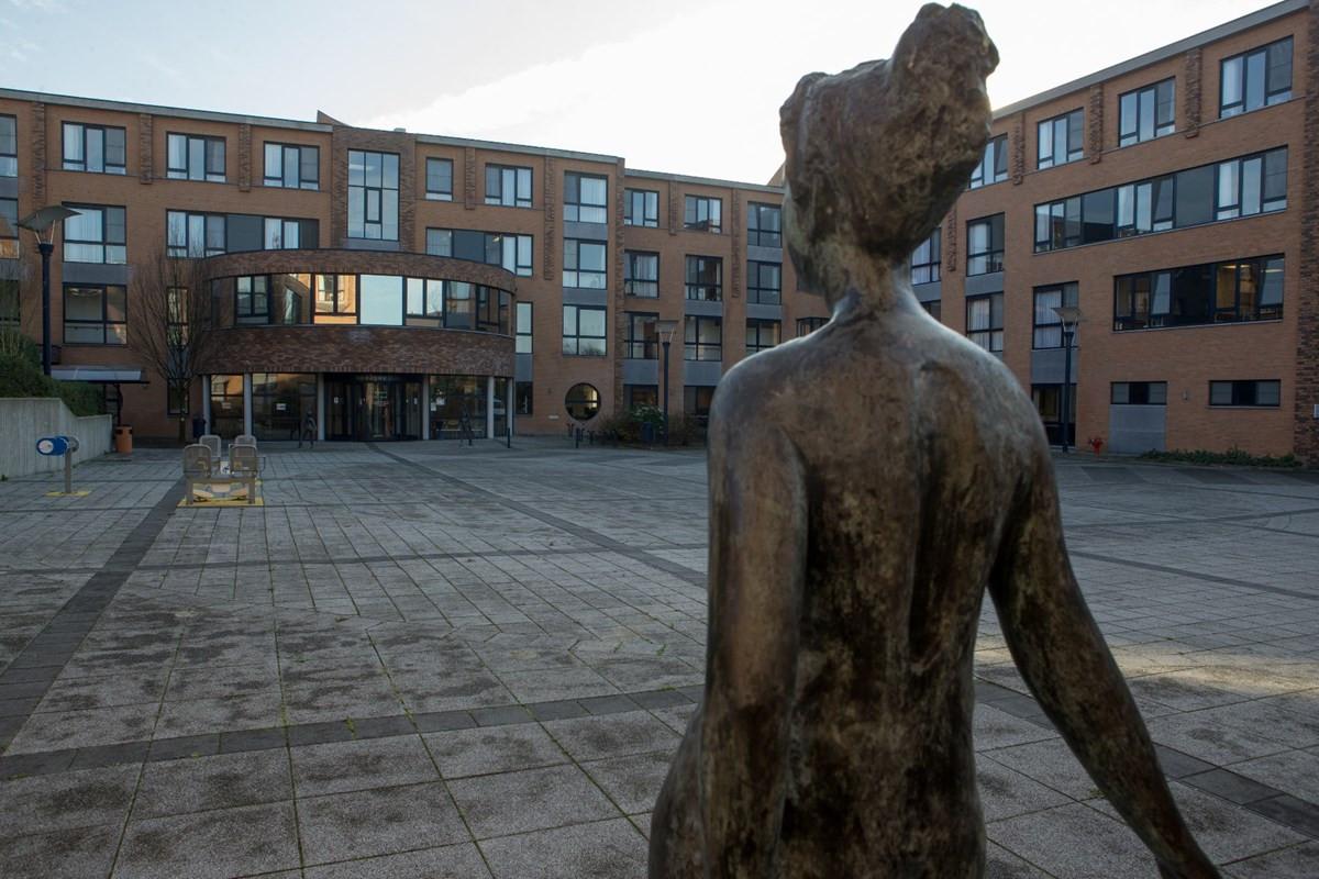 Het woonzorgcentrum Den Beuk.